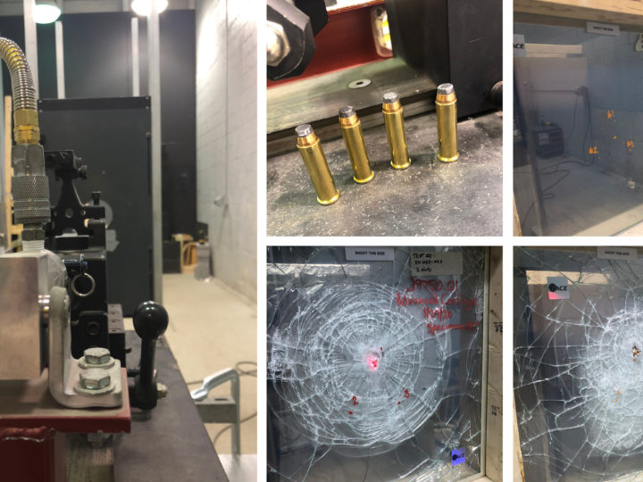 ACE announces first glass retrofit technology in the world with North American and European ballistic testing